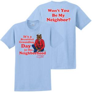 groundhog day in the neighborhood