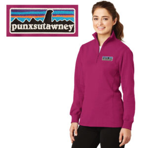 ladies punxsutawney sweatershirt